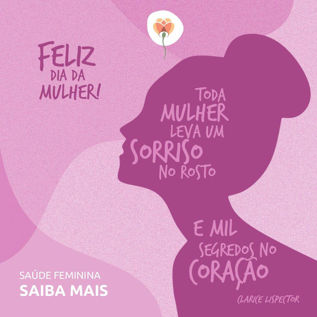 DIA INTERNACIONAL DA MULHER – CUIDADOS COM A SAÚDE AJUDAM A PRESERVAR A FERTILIDADE FEMININA E EVITAM RISCOS À GESTAÇÃO